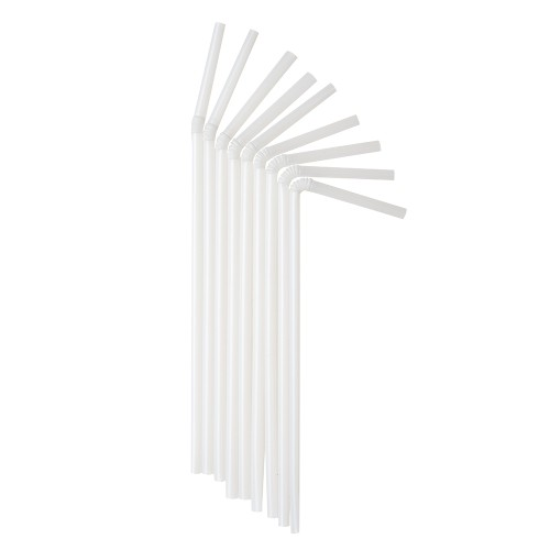 Biodegradable and Compostable PLA Straws