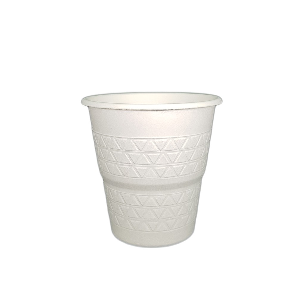 Sugarcane Bagasse Coffee Cup